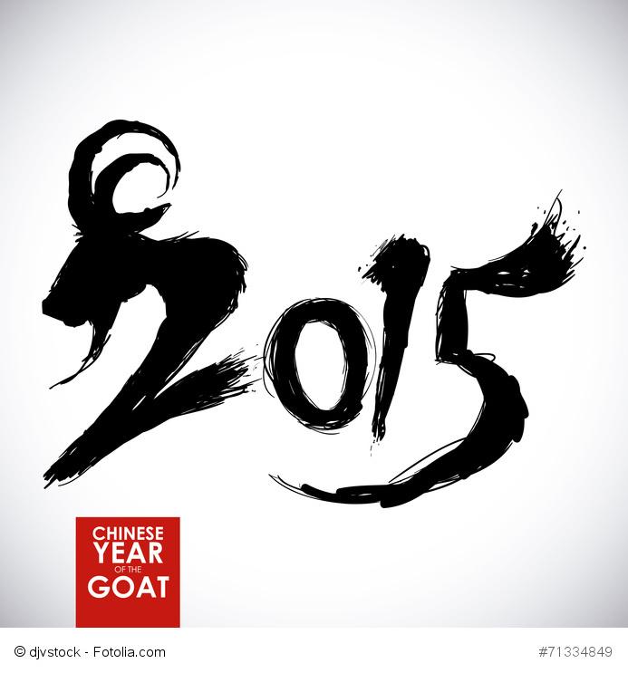 Chinesisches Jahr der Ziege 2015; www.fengshui-schmidt.de