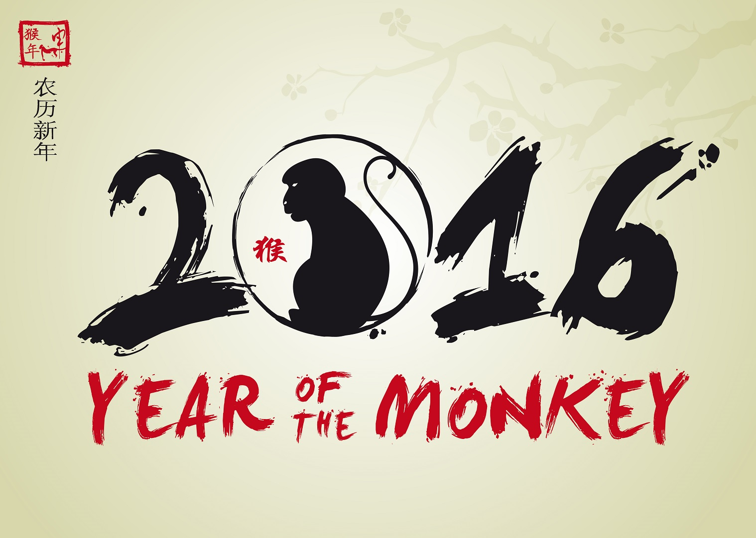 Chinesisches Jahr des Affen 2016; www.fengshui-schmidt.de